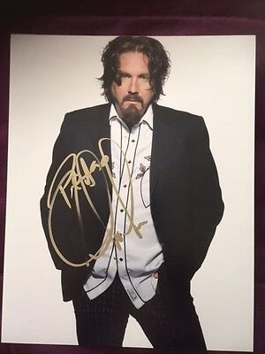 Tom Wilson Lee Harvey Osmond Junkhouse Autographed Signed Photo IP