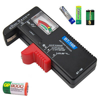 Useful BT-168 Universal Battery Capacity Tester Fr All Button Cell US