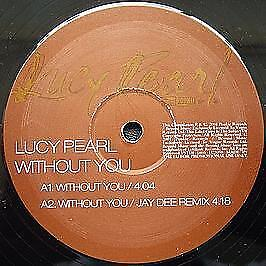 Lucy Pearl - Without You - Virgin - 2001 #740121