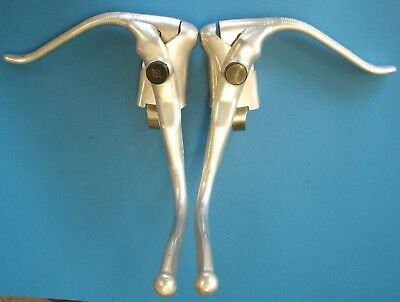 Pair Weinmann Dual/Safety Road Brake Levers