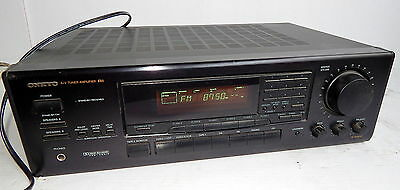 Älterer A/V Tuner Amplifier von Onkyo - Model: R1