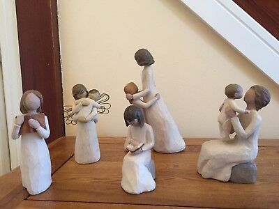 Willow Tree collection Figures