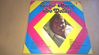 JOE DOLAN - Sister Mary - LP 1976 IRISH SHOWBAND POP RELEASE RECORDS IRELAND