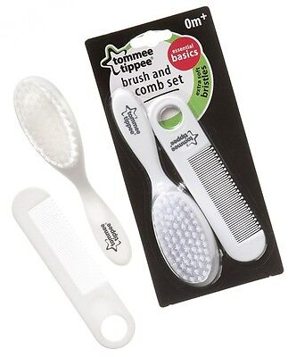 Baby brush and comb set Tommee Tippee