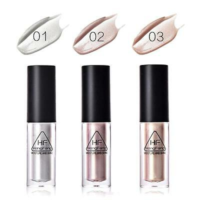 Makeup Highlighter Liquid Cosmetic Face Contour Brightener Shimmer Beauty  ☪B
