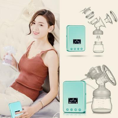 Silicone Electric Double Breast Pump Automatic Nipple Suction Pump Breastpump