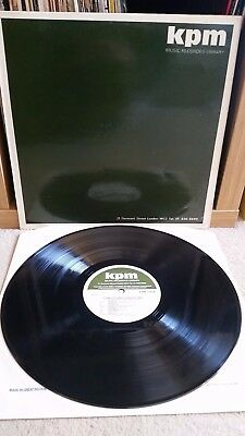 KPM Library LP Conflict And Consequence Keith Mansifeld Jim Lawless KPM1222
