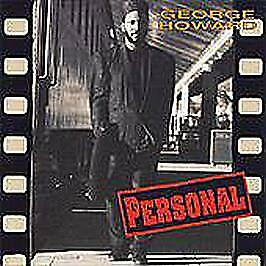 George Howard - Personal - Mca Records - 1990 #751081