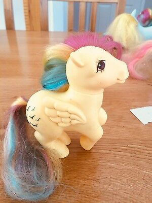 Vintage G1 My Little Pony Sky dancer