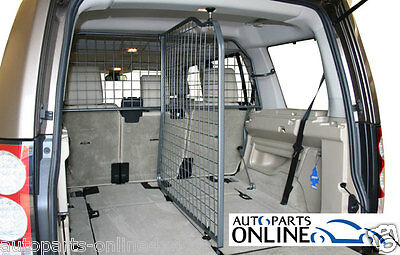 Land Rover Discovery 3/4 2004>17 - Barriera Per Cani + Separatore - Tdg1509+D
