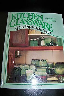 Identification/price Guide Book On Kitchen Glassware #3