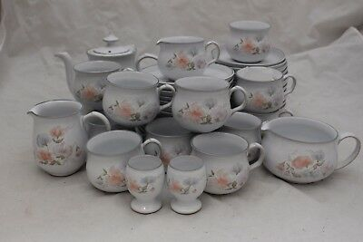Denby COLROLL 41 Piece Tea Dinner Service Set - 250