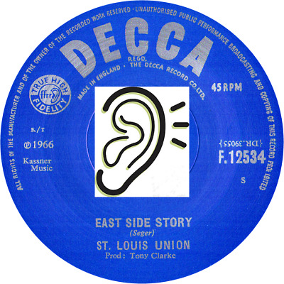 St. Louis Union - East Side Story / English Tea - Top Mod Double Play!