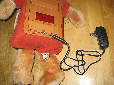 Teddy Ruxpin, Mickey Mouse, Grubby and Snoopy power Pack