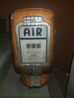 Vintage Eco Air Meter *free shipping*