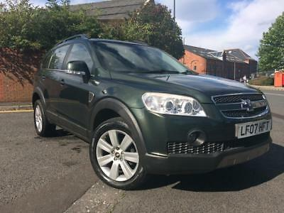 Chevrolet Captiva 2.0CDTi ( 148bhp ) AUTOMATIC! 7 SEATER! FULL BLACK LEATHER!