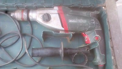 Metabo Hammer Drill SBE710 2 speed  Self tightening chuck