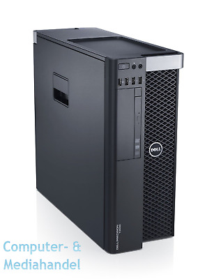 Dell Precision T3600 Xeon E5-1620 4x3,60GHz 16GB 256GB SSD Quadro 4000 RW W7