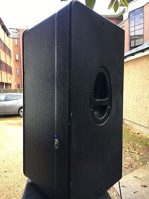 """Mackie HD1531 Active PA Speaker good used condition 15"""" 3 way"""