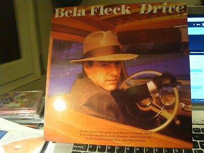 "Rar Lp 33"". Bela Fleck. Drive. Made In Spain. Vemsa"