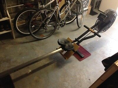 Concept 2 Rowing Machine with PM Monitor