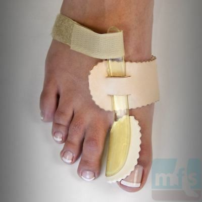 Night-Time Bunion Splint for Big Toe LEFT or RIGHT Helps Alignment Support
