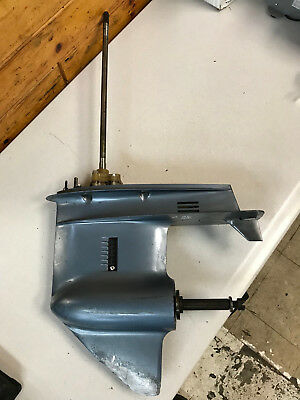 "1985 Yamaha 60 70 HP 2 Stroke Outboard Motor 20 "" Shaft Lower Unit Freshwater MN"
