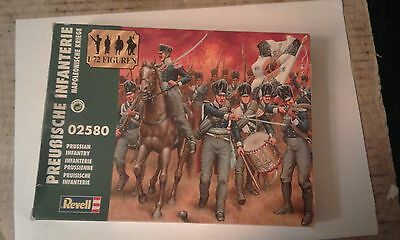 Revell-Box-Prussian Infantry-Napoleonic Wars-1:72 Scale-Unpainted-02580