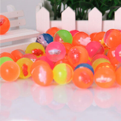 1pcs Super Bouncy Ball Funny toy balls mixed child elastic rubber ball
