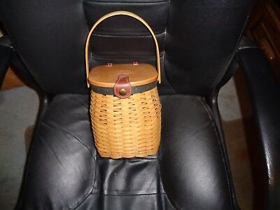 Longaberger Collectors Club Five-Year Anniversary Charter Member Basket Combo.