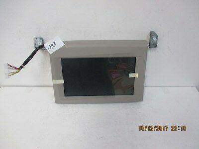2007-08 Ford Expedition Explorer DVD Screen  Gray
