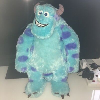 Disney Sully Monsters Inc Large Soft Cuddly Plush Toy