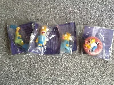 Burger King Meal Toys-The Simpsons-Compete Mip-1998