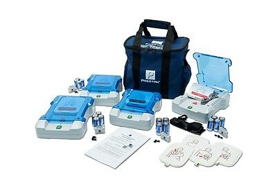 Prestan Professional AED Trainer - 4 Pack