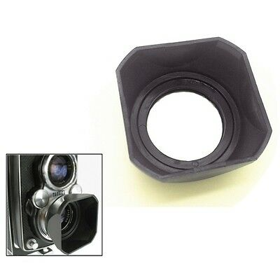 Camera Lens Hood Shade for Yashica MAT 124G Rollei Bay 1 Autocord Rolleicord Hot