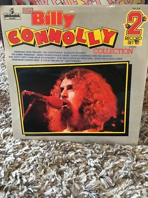 Billy Connolly The Collection LP x 2