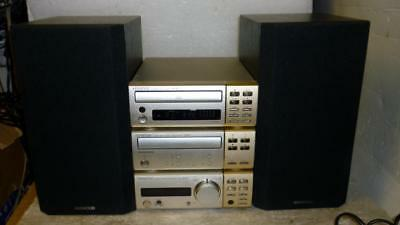 KENWOOD SE07 SERIES SEPARATE COMPONENT STEREO SYSTEM-Superb Sound.