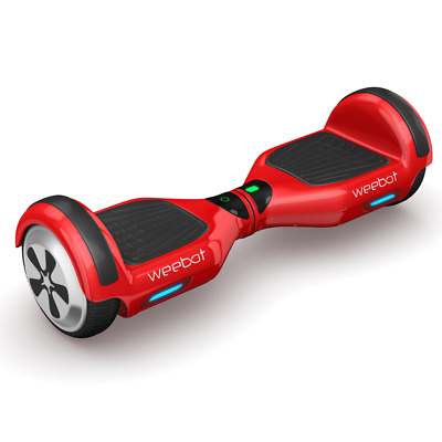 Hoverboard Classic Rouge - 6,5 Pouces - Neuf