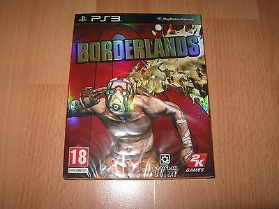 Borderlands Game PS3 Playstation 3 - Brand New & Sealed