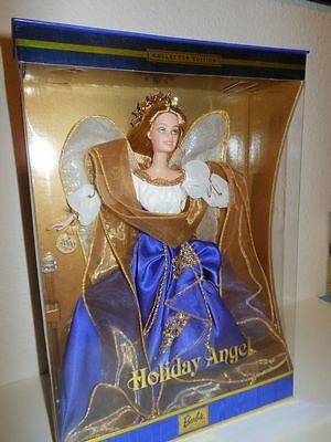 Barbie Holiday Treasures Collectibles Christmas Angel Home Decorations Angels