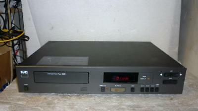 NAD 5220 Great CD Player-No Remote-Made in Japan-Sounds Superb.