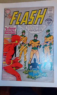 The Flash 136 (1963) - The Mirror Master