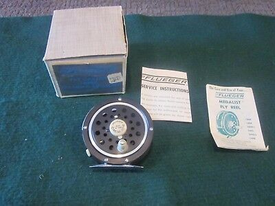 Vintage Pflueger Medalist 1494 1/2 DA  Fly Reel Made In USA OLD STOCK New in Box