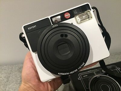 Leica SOFORT (instant camera) 99.99% like new