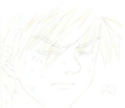 Anime Genga not Cel Full Metal Panic #67