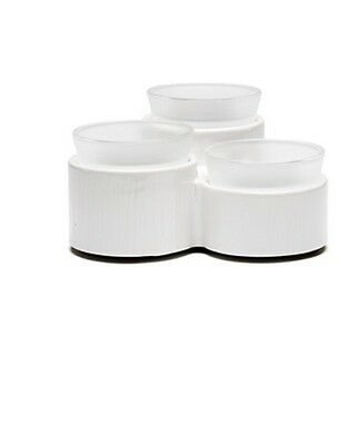 Gently Used Like New Scentsy Accord Warmer White 3 In 1 Warmer Wax Candle Melt