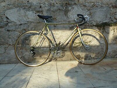 Velo Peugeot ancien vintage 1950 rare etat collection fahrrad bici old bike 57cm