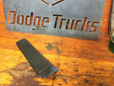 72-80 Dodge Truck Gas Accelerator Pedal Ramcharger Lil Red Warlock Powerwagon