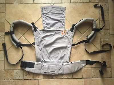 Tula Gray Standard Baby Size Carrier