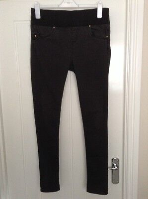 Ladies Maternity Skinny Jeans Under Bump Topshop Size 12